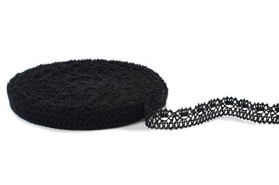 Linblonde-svart farge